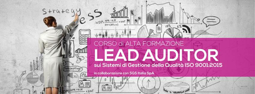Corso Lead Auditor Sistemi Gestione Qualità ISO 9001 - SGS Italia