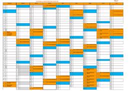 Calendario didattico_Lezioni Master Food a.a. 2019/20