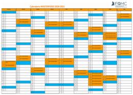 Pubblicato il calendario didattico delle lezioni per l'a.a. 2020/21